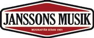Janssons Musik Logo